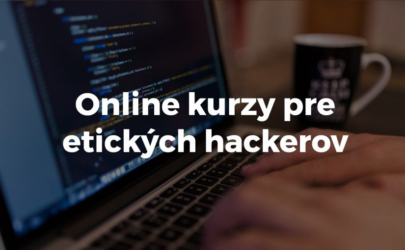 Kurzy pre etickych hackerov - titulka
